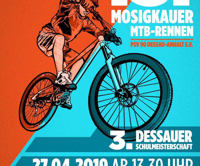 15. MTB Rennen in Dessau-Mosigkau